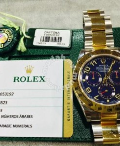 Rolex Daytona 116523 Special Dial New