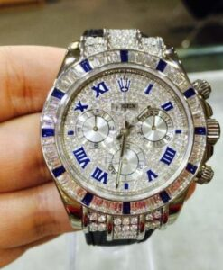 Rolex Daytona 116509 (Custom Diamond)