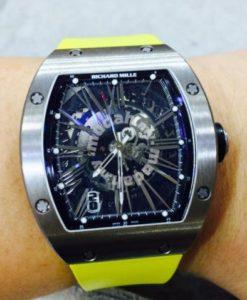 Richard Mille RM023 Titanium 1