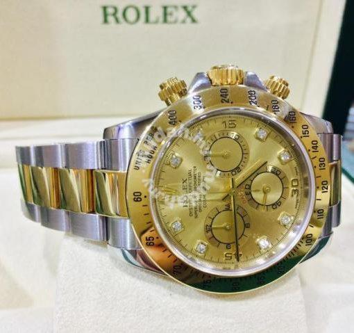 Rolex ad daytona 1992 original