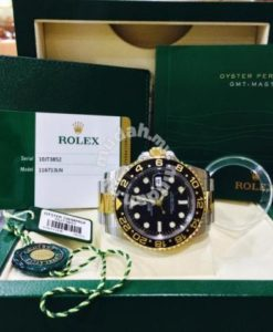 Rolex GMT Master II Two tone Year 2015 1