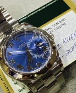 Rolex Datejust II 41MM Year 2013 1