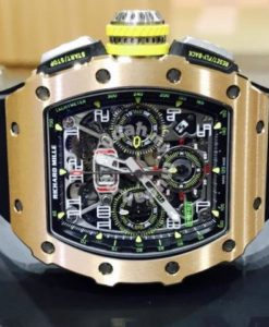 Richard Mille RM11-03 RG (NEW) 1