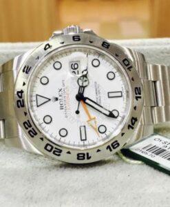 Rolex Explorer II 216570 Polar 42MM 1