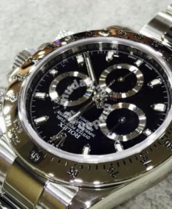 Rolex Daytona Black Chapter Ring (RARE) 1