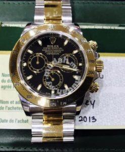 Rolex Daytona Two Tone Year 2013 1
