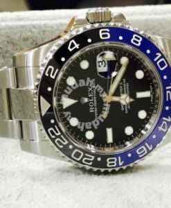 Rolex Gmt Master Batman Year 2014 1