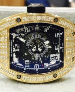 Richard Mille RM010 Factory Diamond 3