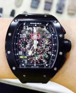 Richard Mille RM011 Black Carbon Year13 1