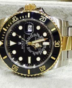 Rolex Submariner 116613 black Year 2015 1