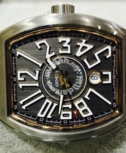 Franck Muller Vanguard Rose gold TI 1
