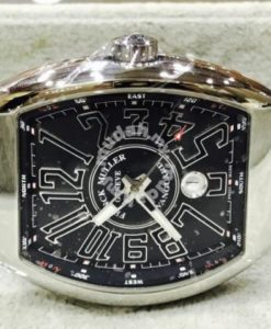 Franck Muller Vanguard Steel (NEW) 1