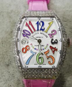 Franck Muller Color dream Full Diamond 2