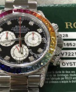 Rolex Daytona 116520 (Custom Rainbow) 1