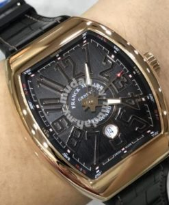 Franck Muller V45 Rose Gold (NEW) 1